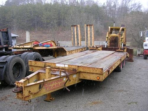 1985 CUSTOM TRAILER 31X96 in
