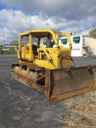 1974 CATERPILLAR D6C in Syracuse,