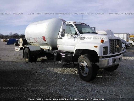 1999 CHEVROLET KODIAK C6500 in