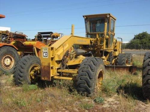 1975 CATERPILLAR 14G in Atwater,