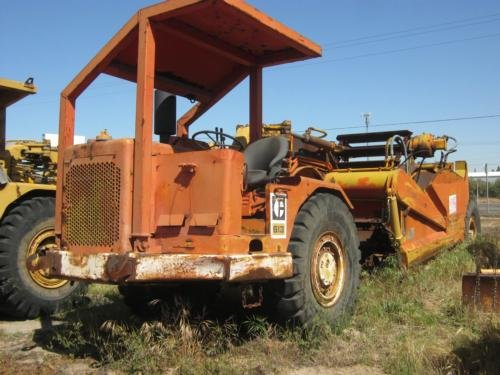 1970 CATERPILLAR 613 in Atwater,