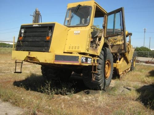 1995 CATERPILLAR 615C Series II