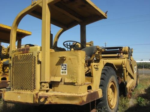 1975 CATERPILLAR 613 in Atwater,