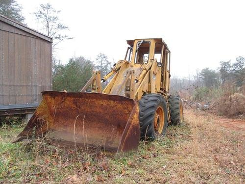 1973 ALLIS CHALMERS 840 in