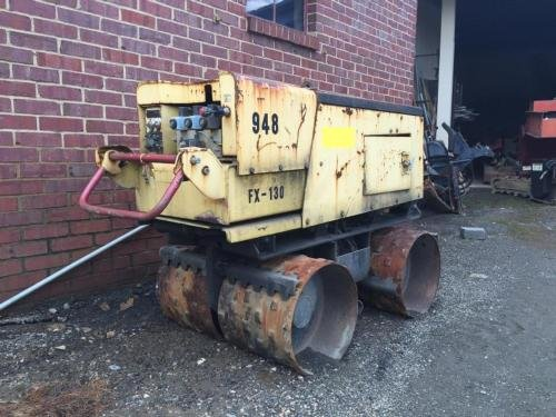 1994 Ingersoll Rand FX-130 in