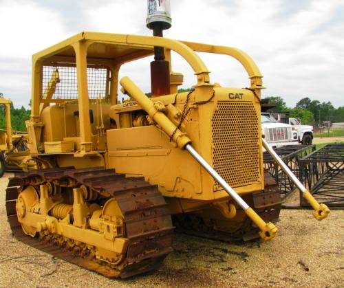 1973 CATERPILLAR D6C in Fairhope,