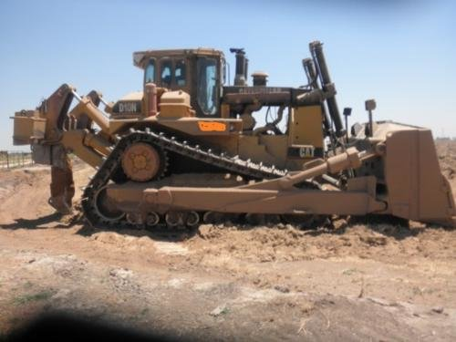 1992 CATERPILLAR D10N in Stockton,