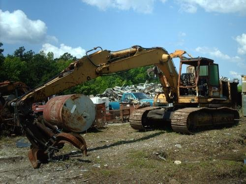 1984 LIEBHERR R932HD in Longs,