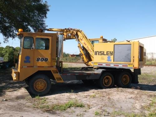 1988 INSLEY 800TM in Lakeland,