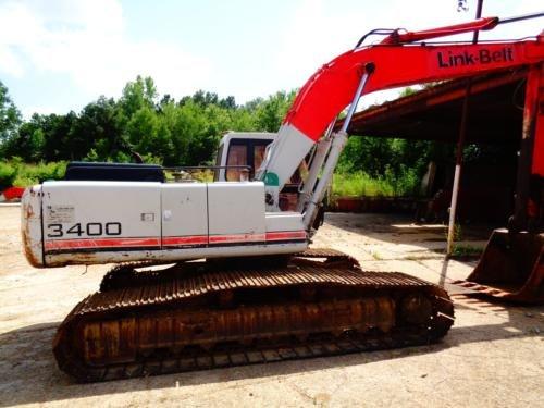 2000 LINK-BELT 3400Q in Jackson,