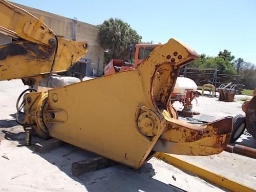 2000 Genesis 900 Rotating Demolition