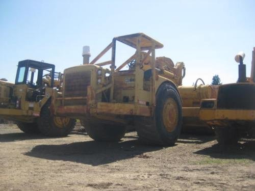 1964 CATERPILLAR 641 in Santa