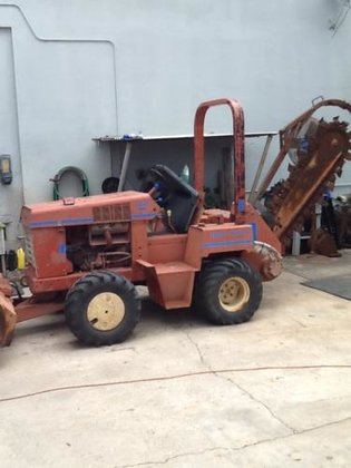 1997 DITCH WITCH 3500 in