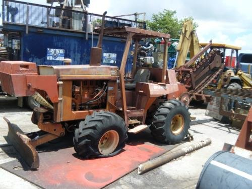2001 DITCH WITCH 6510DD in