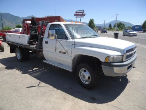1998 DODGE 3500 HD in