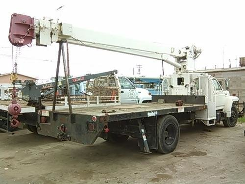 1984 FORD None F7000 in