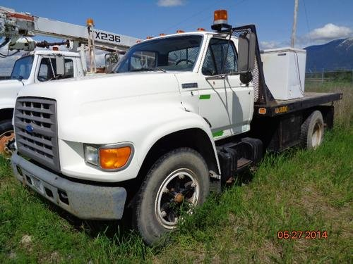 1995 FORD None in Kalispell,