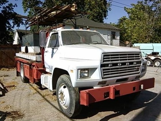 1983 FORD None F600 in