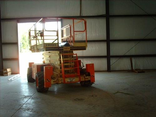 2000 JLG 40RTS in Little