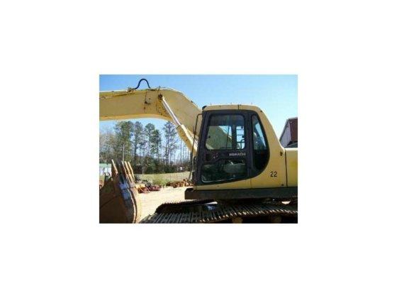 1996 KOMATSU PC250LC-6L Excavators in