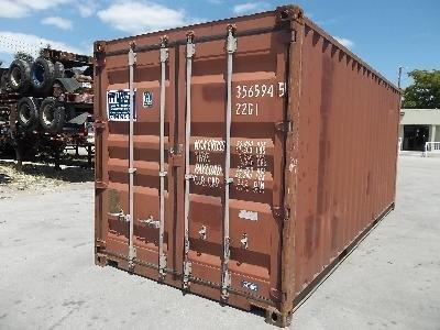 1995 A PLUS CONTAINER Cargo