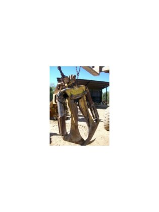 CATERPILLAR 525B GRAPPLE Skidder in