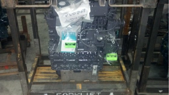 KUBOTA L59 KUBOTA Remanufactured ENGINE