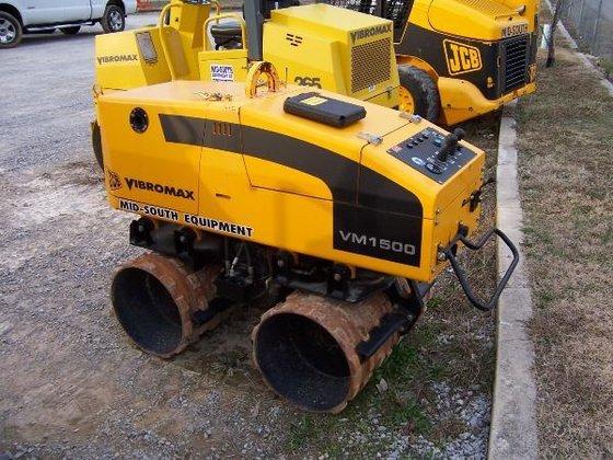 2007 Jcb VMT 1500 Compactors