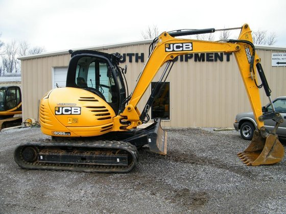 2010 Jcb 8085 Excavators in