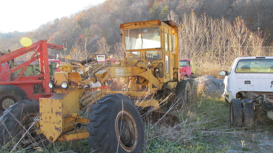 GALION T-500 Graders in Middlesboro,