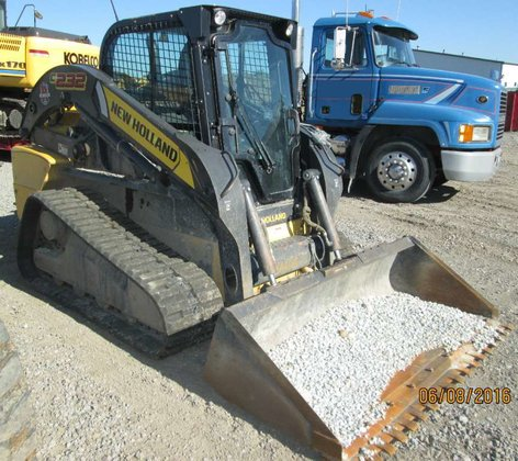 2013 New Holland C232 Compact