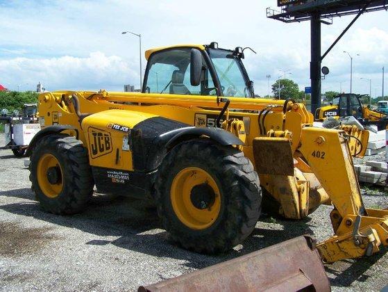 2007 Jcb 550-140 LOADALL Telehandler