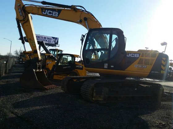 2013 Jcb JS190NLC Excavators in