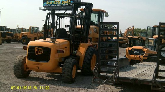 2005 Jcb 930 Forklifts in