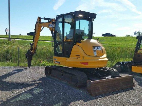 2013 Jcb 8065 RTS Excavators