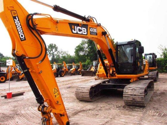 2012 Jcb JS220LC Excavators in