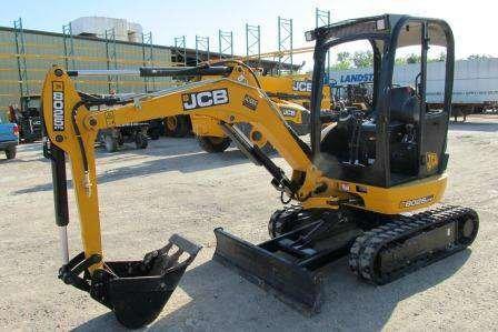 2012 Jcb 8025 ZTS Excavators