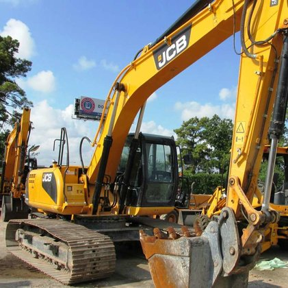 2012 Jcb JS220 Excavators in