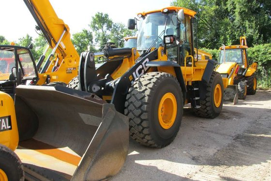 2012 Jcb 456ZX Loaders in