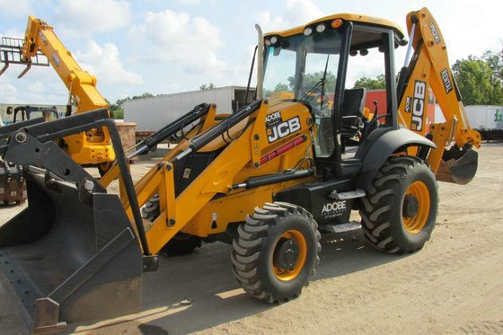 2012 Jcb 3CX Backhoes in