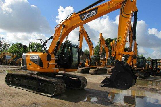 2012 Jcb JZ235 Excavators in
