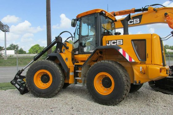 2013 Jcb 426 Loaders in