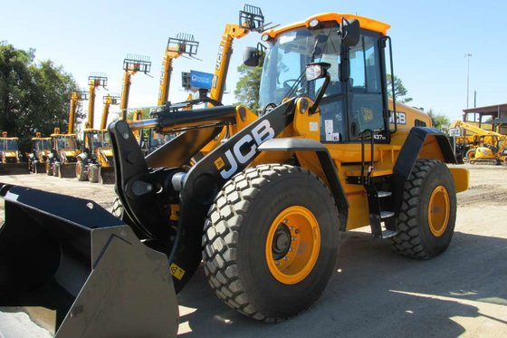 2013 Jcb 437 ZX T4