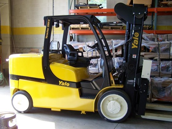 2012 Yale GLC200VX Forklifts in
