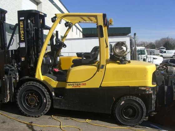 2006 Hyster H110FT Forklifts in