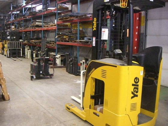 2008 Yale NR-EA Forklifts in