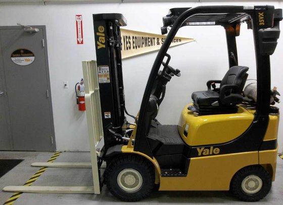 2012 Yale GP035VX (Value Package)