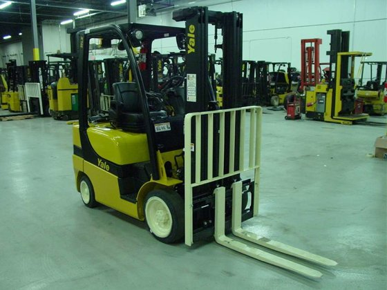 2011 Yale GC050LX Forklifts in