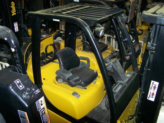 2005 Yale GLC060VX Forklifts in