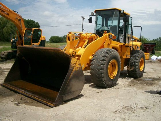2005 Hyundai HL760-7 Wheel loaders